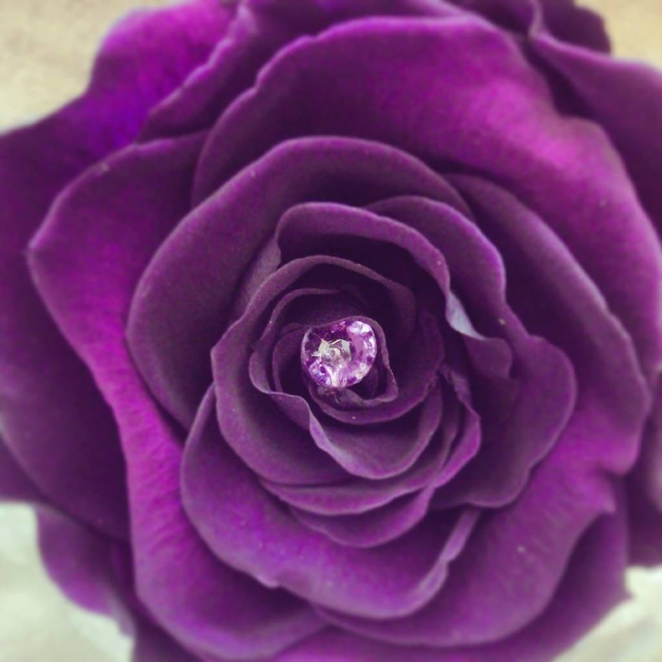 Art floral d coration fleurs mariage roses stabilis es for Soldes fleurs artificielles