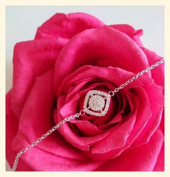 rose eternelle bijou
