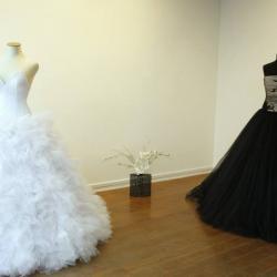 ArtiFleurs avec Anahid Sïnsek Couture - Création de robes de mariée
