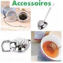 Accessoires artifleurs