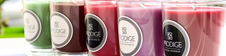 Bougie parfumee ARTIFLEURS