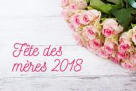 Fete des meres 2018