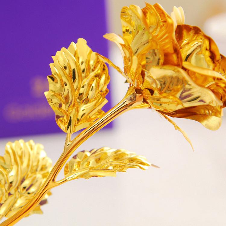 Golden rose 3