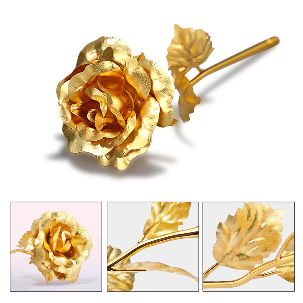 Golden rose 4