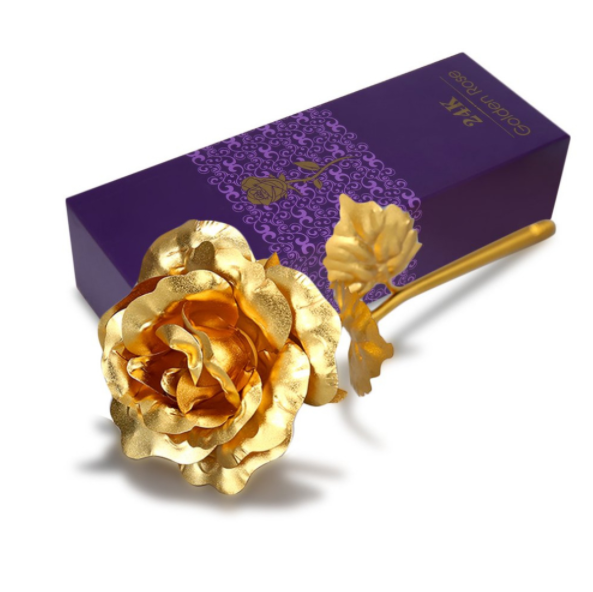 Golden rose artifleurs