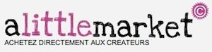 Logo alittlemarket
