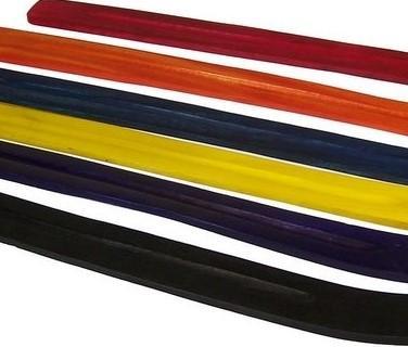Porte encens bois couleur 1