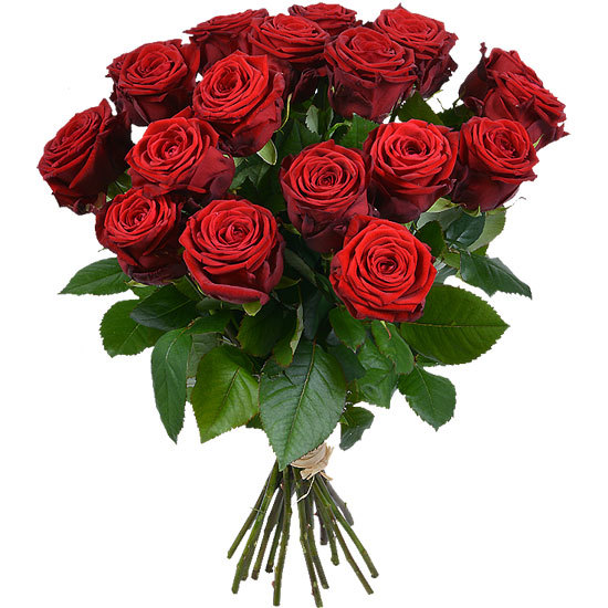 Superbe bouquet 50 roses rouge