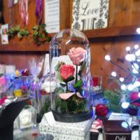 rose eternelle artifleurs la belle