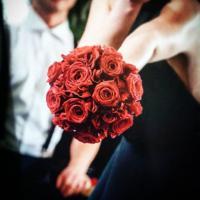 bouquet de mariée éternelle mariage