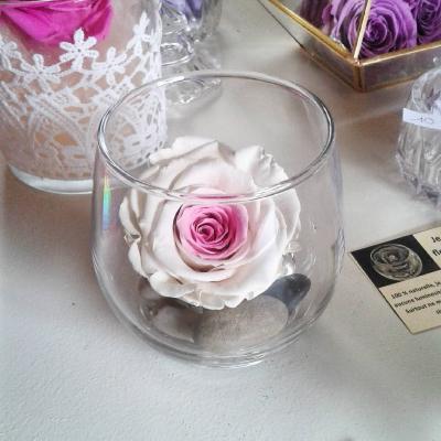 rose eternelle artifleurs