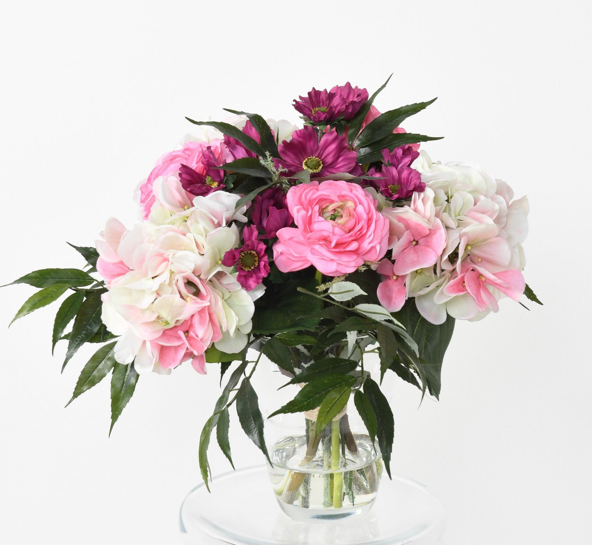 210bouquet colore rose 2