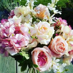 fleurs artificielles artifleurs