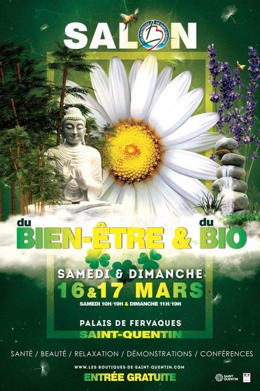 Retrouvez Artifleurs les 16 et 17 mars 2019 à St-Quentin