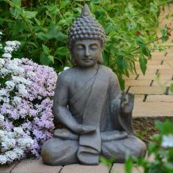 Bouddha artifleurs