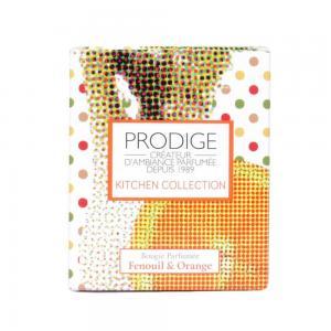 Bougie parfumee fenouil orange 2