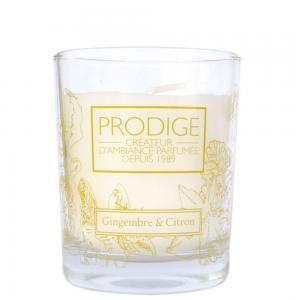 Bougie parfumee gingembre citron sicile 1