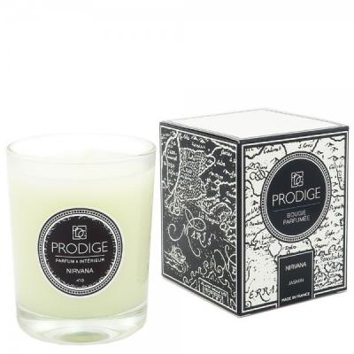Bougie parfumee nirvana jasmin