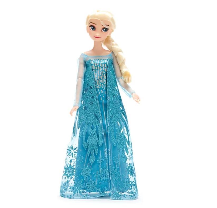 Elsa poupee2