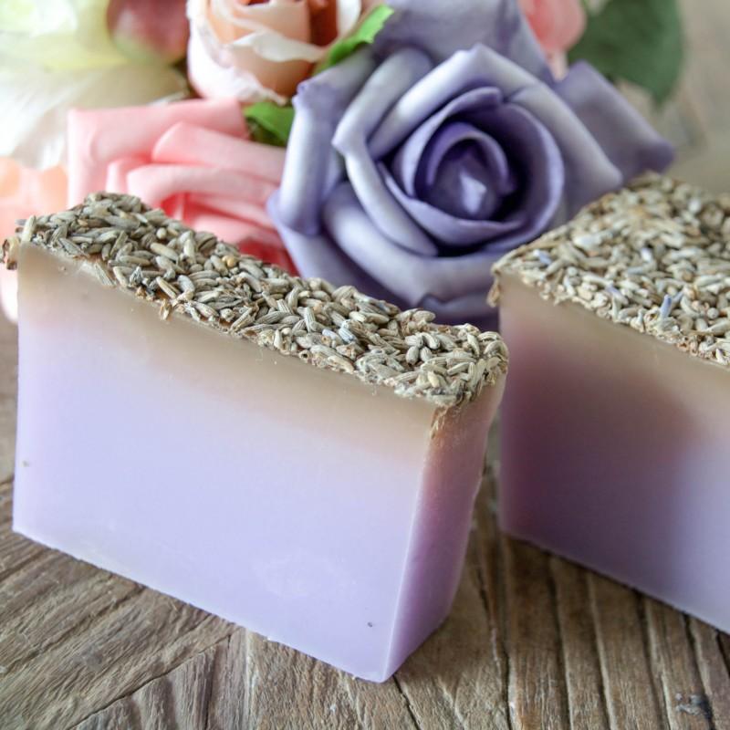 Fleur de lavande savon artifleurs 1