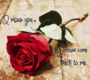 I miss u quotes for her min