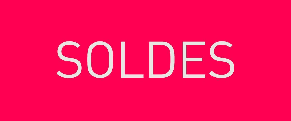 SOLDES !!