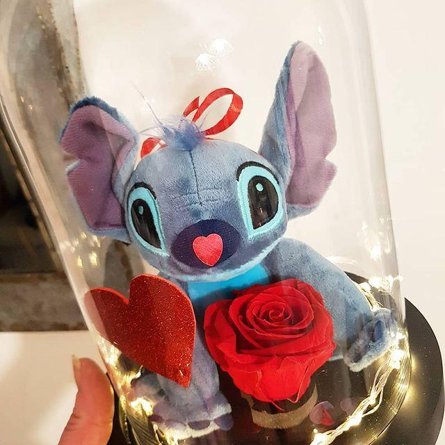 Stitch st valentin