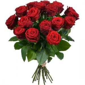 Superbe bouquet 50 roses rouge